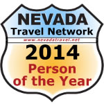 The Nevada Travel Network 2014 Person of the Year