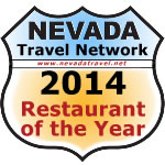 Nevada Travel Network 2014 Restaurants of the Year