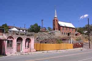 St. Augustine's Church, Austin Nevada