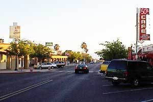 Nevada Way, Boulder City