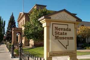 Nevada State Museum, Carson City