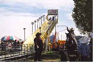 Head for the Hearts O' Gold Cantaloupe Festival, old-fashioned fun over Labor Day Weekend (August 29 - September 1) in Fallon.