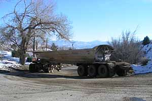 BLM relents, allows CMI to use the disputed haul road