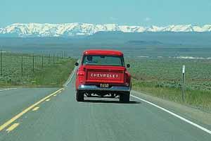Nevada Rides