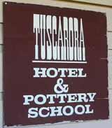 photo courtesy Tuscarora Pottery Studio