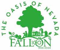 Courtesy City of Fallon