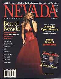 Nevada`Magazine, October 2005