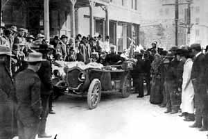 1908 Great Race Tonopah Nevada