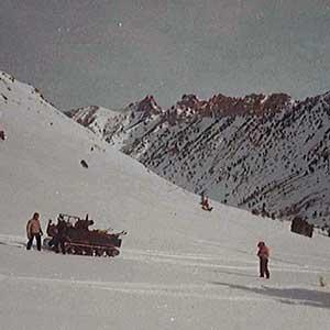 1967 Skiing Weasel, Lamoille Canyon Nevada