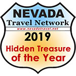 2019 Nevada Hidden Treasure of the Year