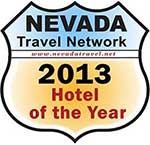 2013 Nevada Hotel of the Year Award