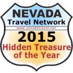 2015 Nevada Hidden Treasure