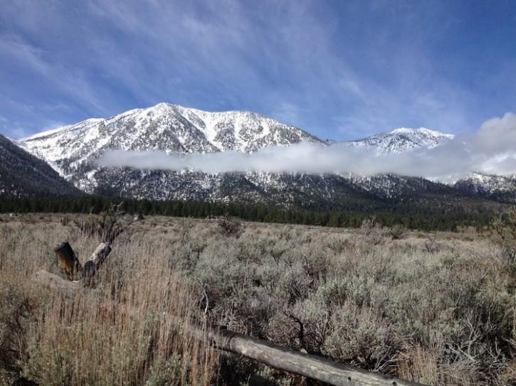 Jobes Peak Trail hiking