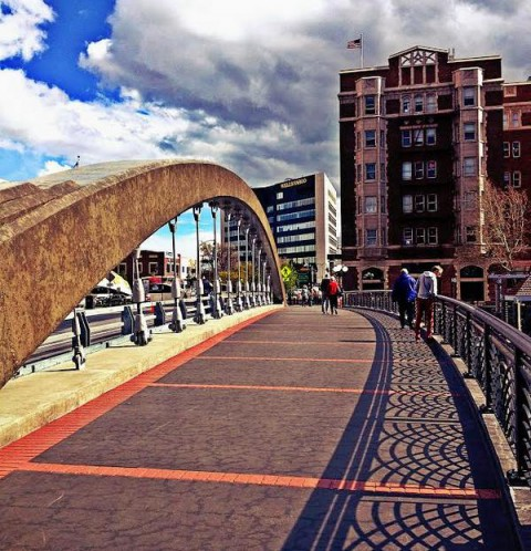 Virginia Street Bridge in Reno