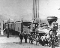 Johnny Bartholomew: Hero on the V&T Railroad