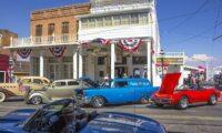 Virginia City Correspondence - August 2016