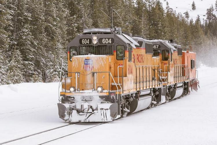 "Union Pacific ""Snow Fighters"""