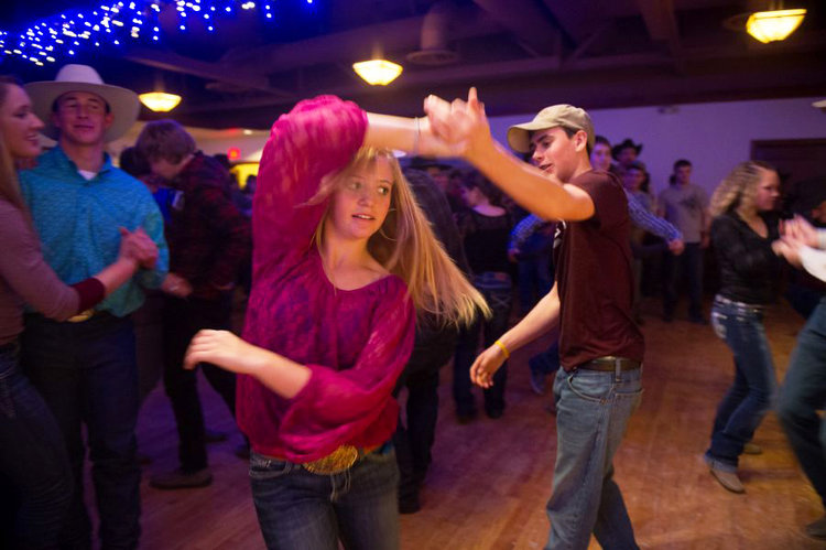 Country Dancing , Elko Nevada