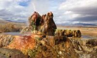 Fly Geyser, Gerlach Nevada