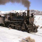 Nevada Northern Railway Locomotive No. 40