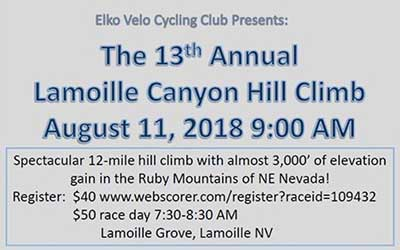 2018 Lamolle Canyon Hillclimb