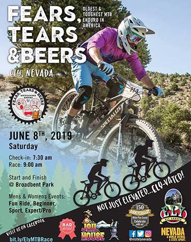 2019 Fears, Tears and Beers in Ely Nevada