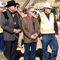 Storey County Commissioners acting stern at the collapse of Highway 342