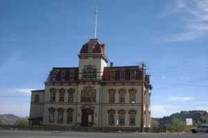 Fourtrh Ward School Museum, Virginia City Nevada