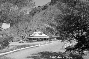 Eastgate Ranch before the 1954 earthquakes