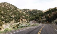 NevadaGram #232 - Gold Hill to Tonopah the Long Way