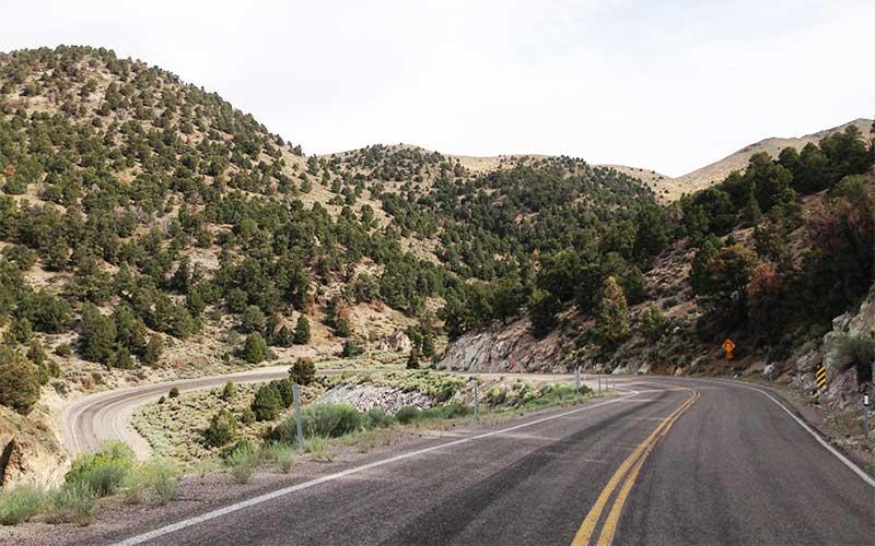 Nevada Highway 722