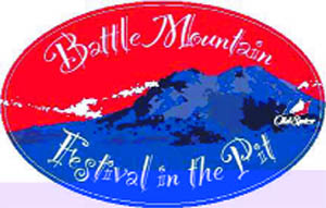 Battle Mountain Festival in the Pit