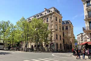 9 Rue Tilsitt, Paris