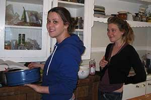 Allie & Emily in SF - 2010