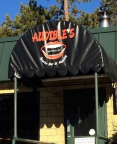 Audible's entrance