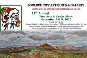 Boulder City Fine Arts & Crafts Show