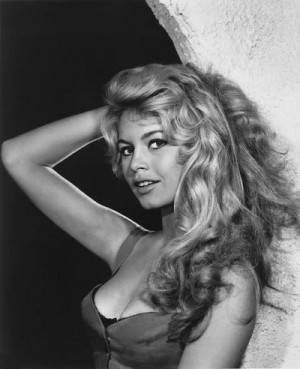 Brigitte Bardot by Yousuf Karsh, 1958 (Courtesy: Estate of Yousuf Karsh)