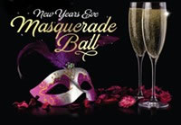 Big Heart Masquerade Ball