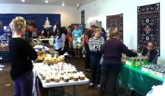 The Craft Fair at the Border Inn