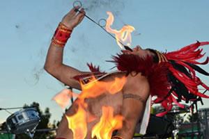 Brazilian Fire Eater