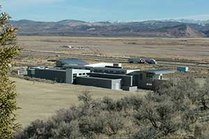 California Trail Interpretive Center, Elko