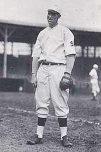 Wheezer Dell, St. Louis Cardinals 1912