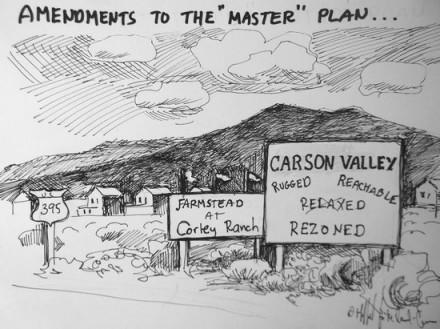 Cartoon by Erik Holland