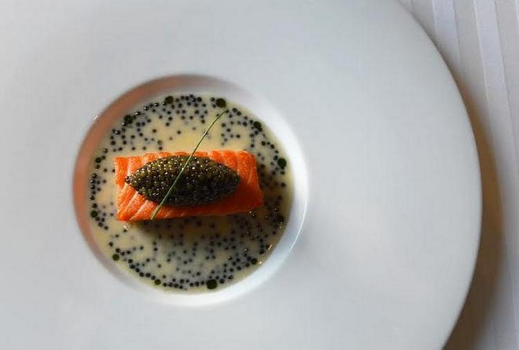 Caviar Room at Caesar's