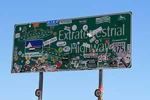 ExtraTerrestrial Highway Nevada