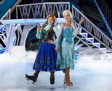 Frozen on Ice - Thomas & Mack
