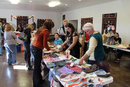 Holiday Craft Fair, Baker 1