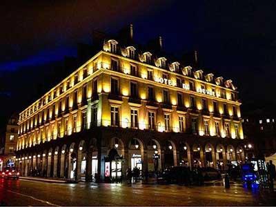Hotel du Louvre, Paris