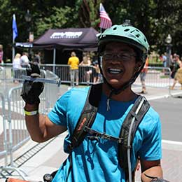 Jimmy Giang at the 3rd Annual Carson City Off Road – Epic Rides Mountain Bike Event