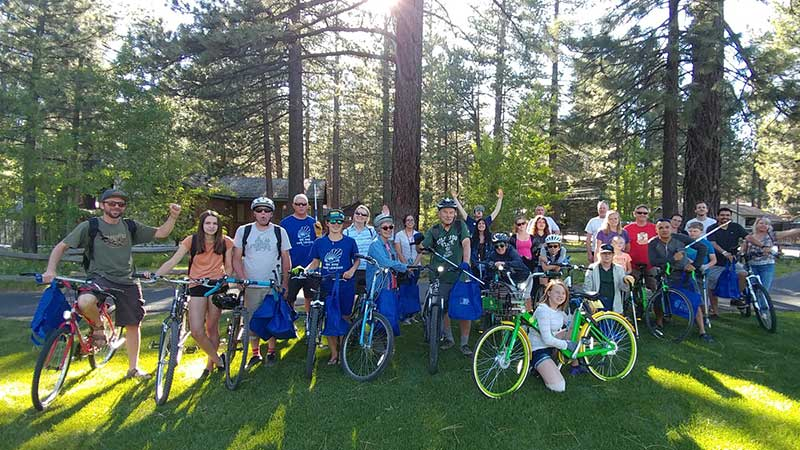 The Lake Tahoe Bicycle Coalition
